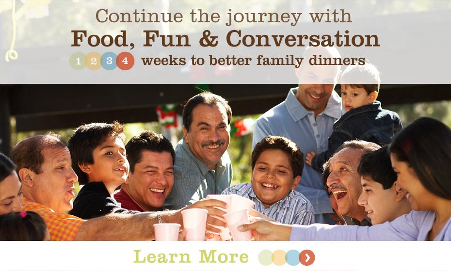 Fun, Food, And Conversation
