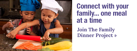 Join the Family Dinner Project