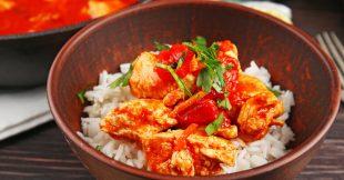 20-Minute Chicken Creole
