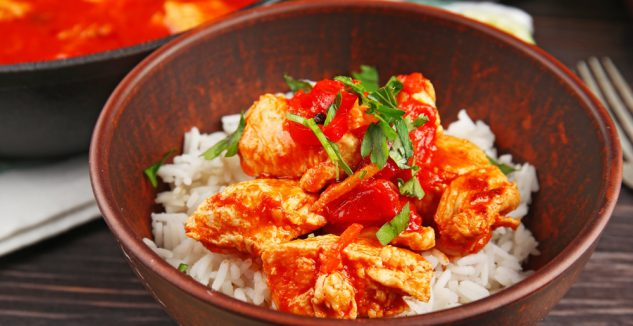 20-Minute Chicken Creole