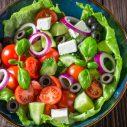 Cherry tomato salad #1