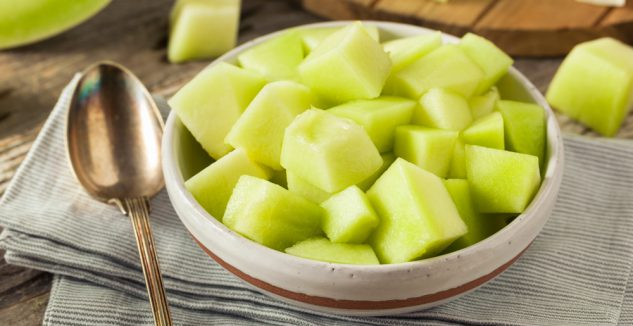 Honeydew mint ginger