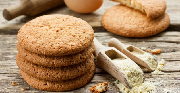 Lemon Cornmeal Cookies - The Family Dinner Project - The ...