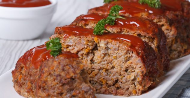 Meatloaf The Family Dinner Project The Family Dinner Project