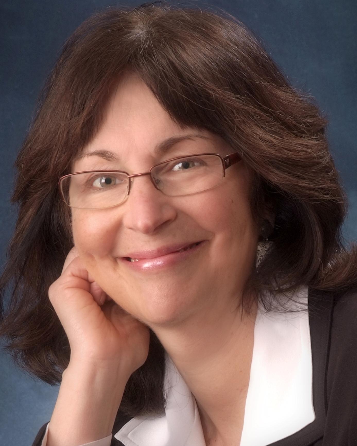Patricia Papernow headshot