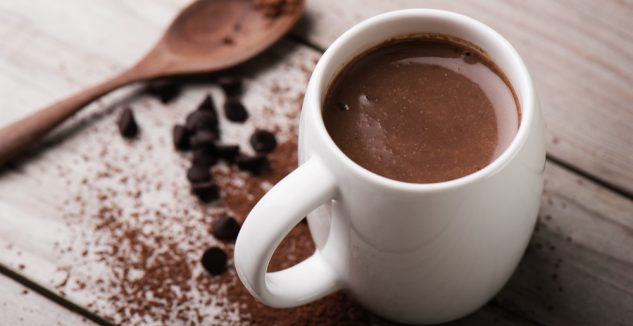 hot chocolate the family dinner