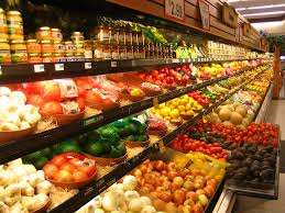 perimeter of supermarket