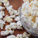 Harvest popcorn balls