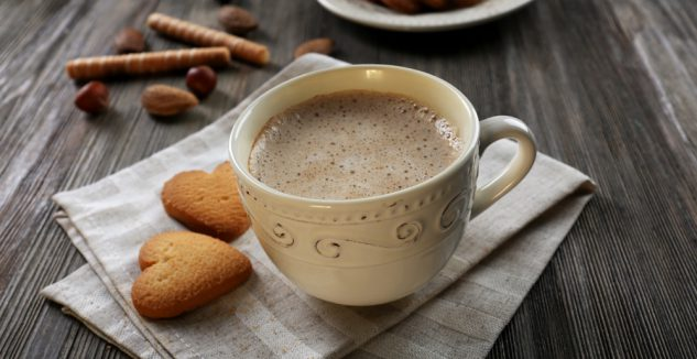 Chai spiced hot cocoa