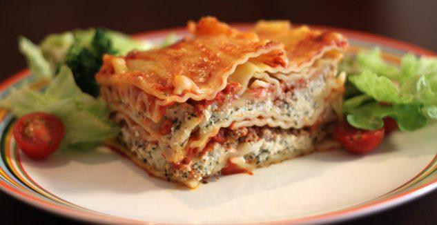 Morgan's Turkey Lasagna