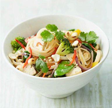 jamie oliver noodle stir fry