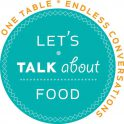 Let's Talk About Food Logo