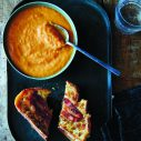 Food52 New Way to Dinner My Mom's Grilled Cheese with Bacon