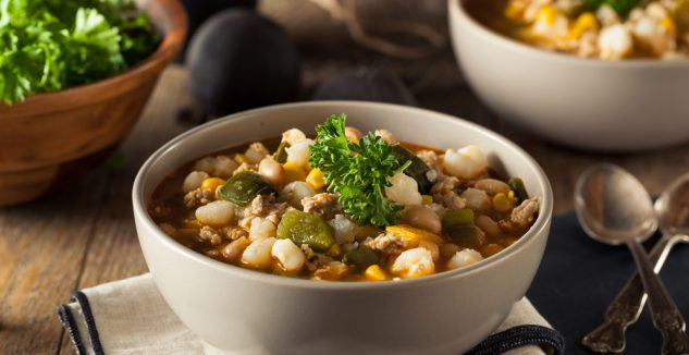 The Elder Family's White Chicken Chili