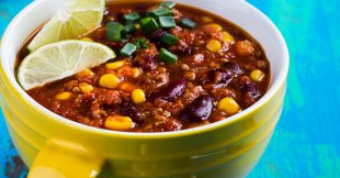 Sopa de Chili